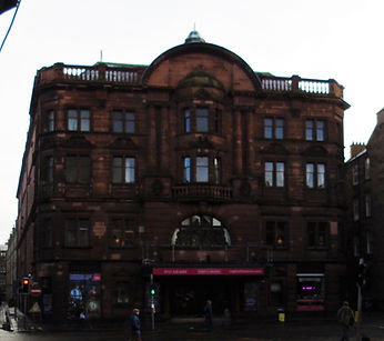 Kings Theatre Tollcross Edinburgh