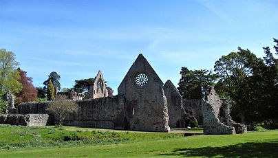 Dryburgh Abbey Scottish Borders Attracti