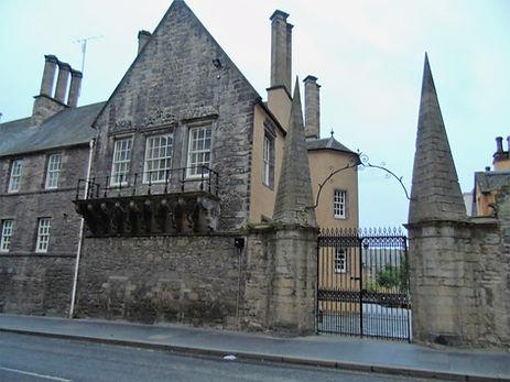 Moray House Canongate Edinburgh