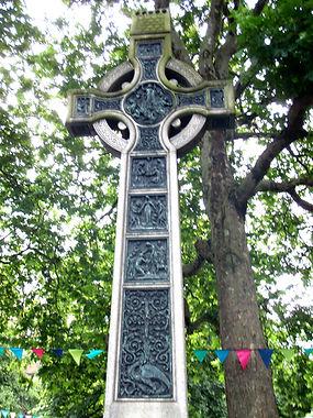 Dean Ramsay Memorial Cross Princes Street Edinburgh