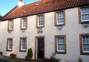 bonnie prince charlie's council of war house duddingston village edinburgh