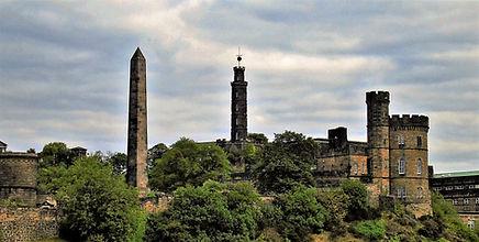 Calton Hill Attractions Edinburgh