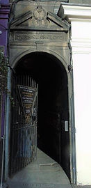 Morrison's Close High Street Royal Mile