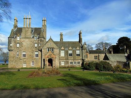 Lauriston Castle Cramond Edinburgh