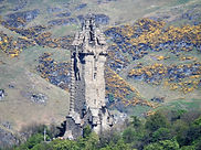 Wallace Monument Stirling Central Scotland Tour