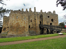 Dirleton Village Direlton Castle About East Lothian Scotland