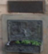 Witches Well plaque Castlehill Edinburgh