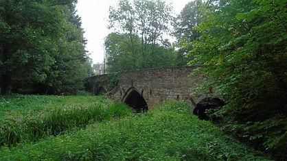 Old Pencaitland Bridge Pencaitland East