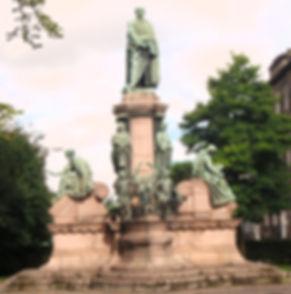 Gladstone Memorial Edinburgh