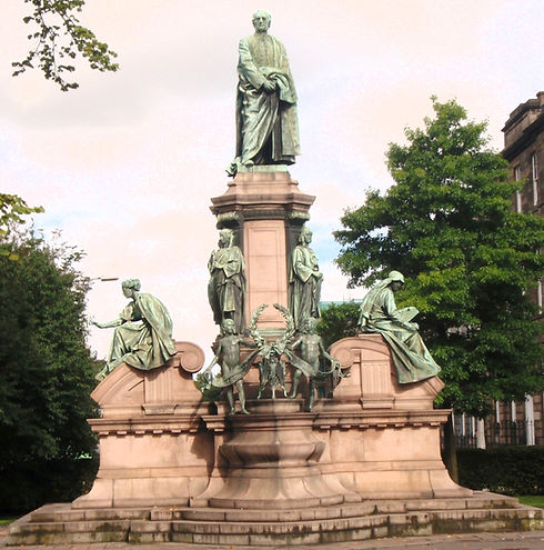 Gladstone Memorial Edinburgh