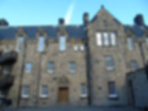 Edinburgh Castle Hospital