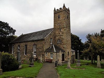 Tranent Old Parish Church East Lothian