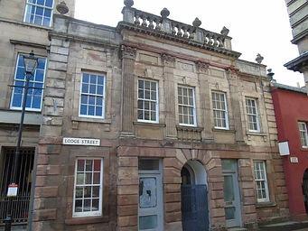 Carlyle House Haddington East Lothian