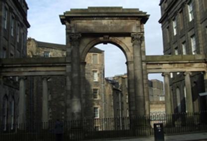 regent bridge arch facing north