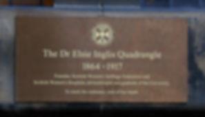 Elsie Inglis Quadrangle University of Edinburgh Medical School