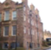 allaboutedinburgh royal mile castlehill canaonball house