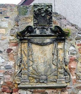 Captain John Stuart Grave Stone Prestong