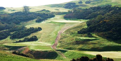Braid Hills Golf Course where Thomas Armour Played golf
