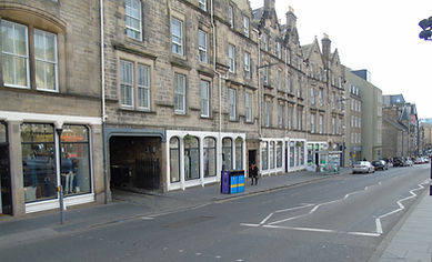 Grassmarket South Side Apex Hotels, Kickass Hostel