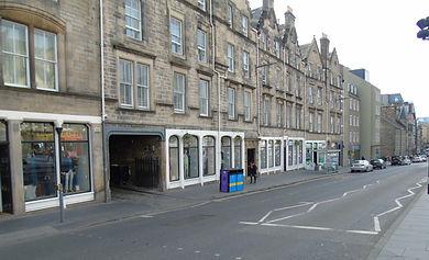 Grassmarket South Side Apex Hotels, Kickass Hostel