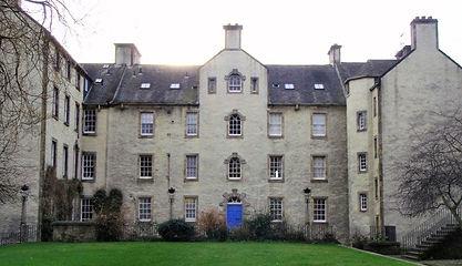 Chessel's Court Canongate Royal Mile Edi