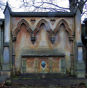 Henry Cockburn Dean Cemetery Edinburgh