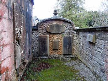 Balfour Family Grave Grandfather of Robert Stevenson