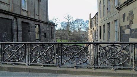 George IV Bride over Merchant Street Edinburgh