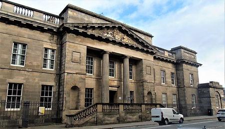 Customs House Leith Edinburgh