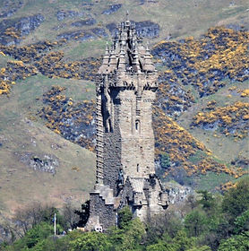 Wallace Monument Stirling Scotland's National Monument