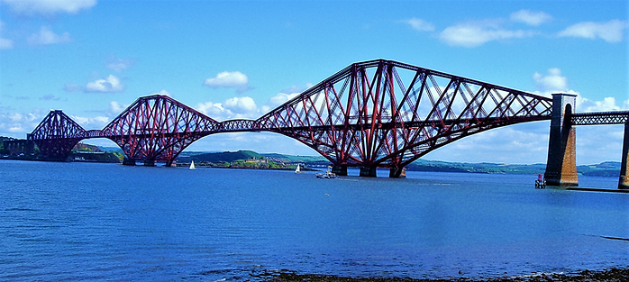 Forth Rail Bridge South Queensferry