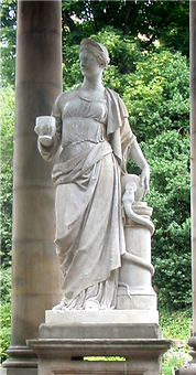 Hygeia Greek Goddess of Health