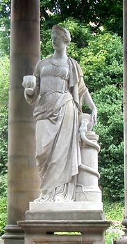 Hygeia Greek Goddess of Health