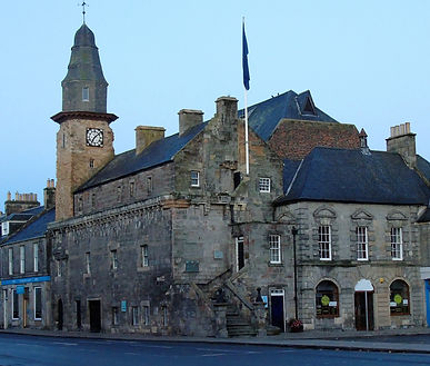 Musselburgh Tolbooth (Jail) East Lothian