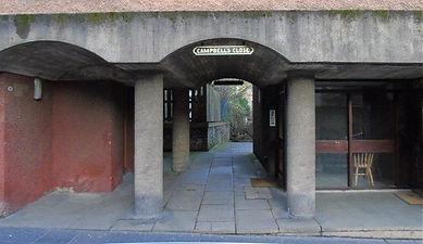 Reid's Court Kirk Manse Canongate Royal Mile Edinburgh