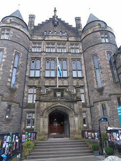 Teviot Row House Edinburgh Student Union