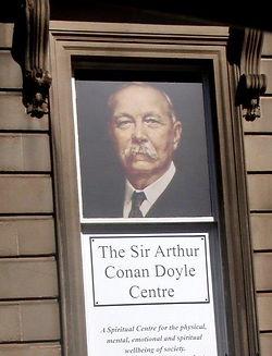 Sir Arthur Conon Doyle Centre Edinburgh