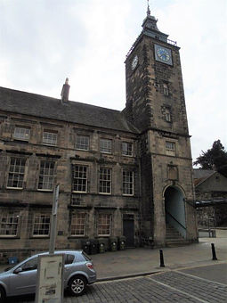 Tolbooth Stirling Clock Tower, Tour Scot