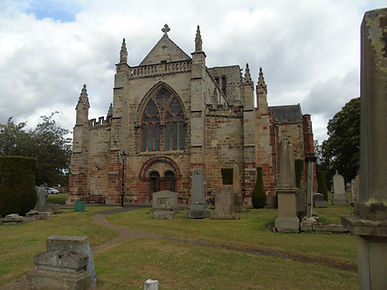 St Mary's Haddington East Lothian