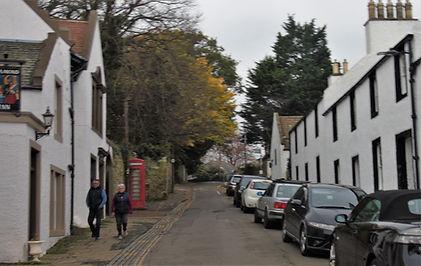 Cramond Village Edinburgh