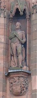statue of 1st viscount duncan scottish national portrait gallery queen street edinburgh