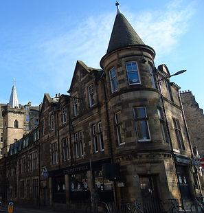 The EMMS building  (Edinburgh Medical Missionary Society and Livingston Institute)Cowgate Edinburgh.jpg