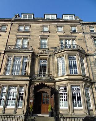 Sir  Rothesay Terrace Edinburgh