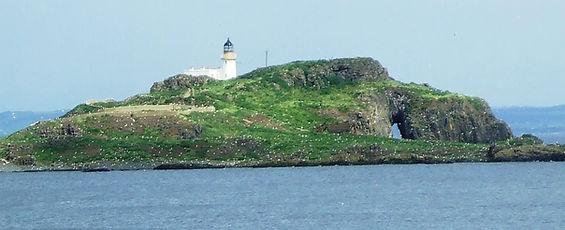 Fidra Island Firth of Forth