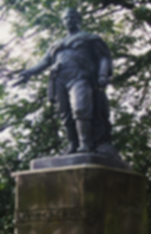 David Livingstone Statue east princes Street Gardens Allaboutedinburgh Princes Street Edinburgh