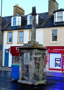 Mercat Cross Musselburgh East Lothian
