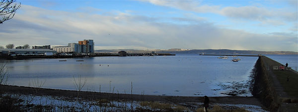 Granton Harbour. Granton Edinburgh