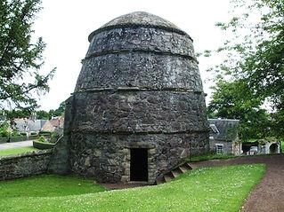Dirleton Castle Do'cot East Lothian