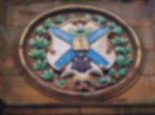 Coat of Arms University of Edinburgh