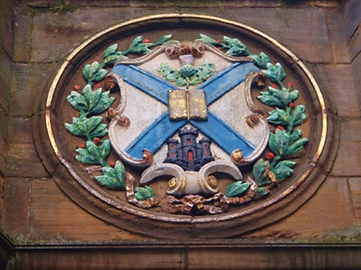 Coat of Arms University of Edinburgh